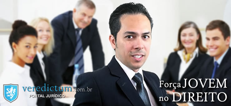 Tcharlye Guedes é Advogado e CEO do Veredictum