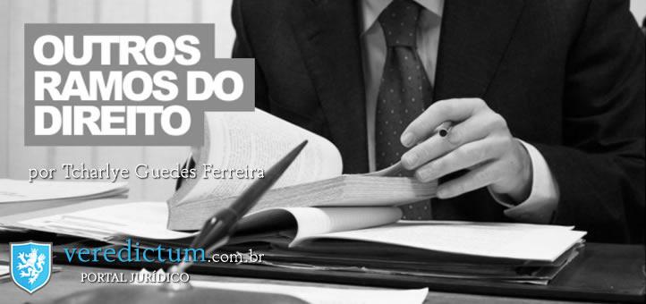Ramos do Direito: Direito Positivo e Natural, Direito Nacional e Internacional, Direito Público e Direito Privado por Tcharlye Guedes Ferreira