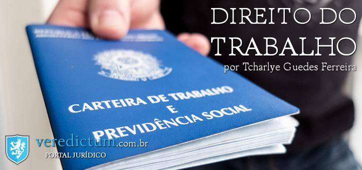 Direito do Trabalho (direto ao ponto) por Tcharlye Guedes Ferreira