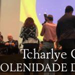 Tcharlye Guedes abre solenidade de entrega de carteiras da OAB/MG