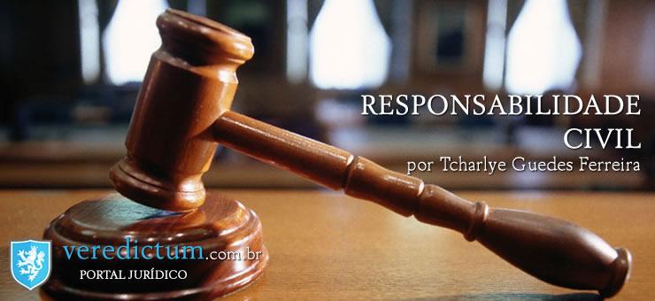 Espécies de Elementos da Responsabilidade por Tcharlye Guedes Ferreira