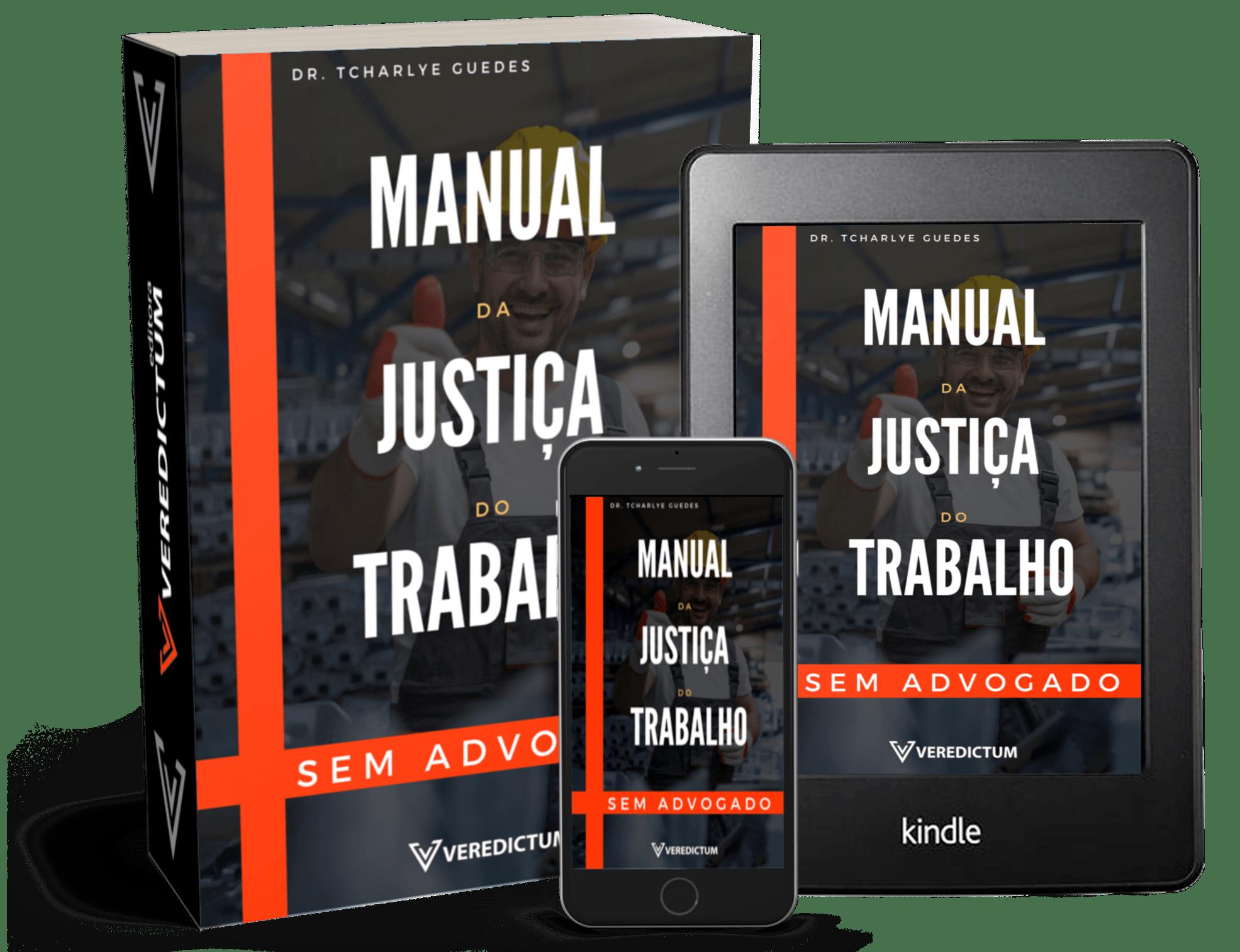 Manual Justiça do Trabalho SEM Advogado